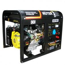 Электрогенератор DY6500LXW,с функцией сварки, с колёсами