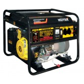 Электрогенератор DY6500LX-электростартер с пультом