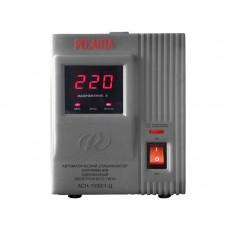 Однофазный электронный стабилизатор Ресанта АСН-1500/1-Ц