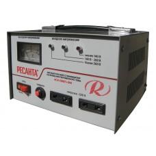 Однофазный электромеханический стабилизатор Ресанта АСН-500/1-ЭМ