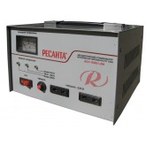 Однофазный электромеханический стабилизатор Ресанта АСН-1500/1-ЭМ
