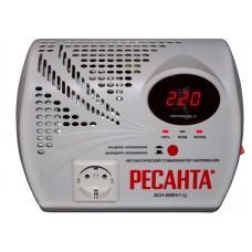 Однофазный цифровой стабилизатор Ресанта АСН-500Н/1-Ц