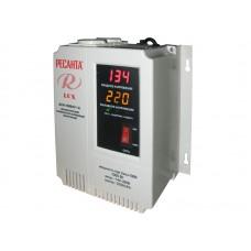 Однофазный цифровой стабилизатор Ресанта АСН-1000Н/1-Ц Lux