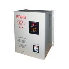Однофазный цифровой стабилизатор Ресанта АСН-12000Н/1-Ц Lux