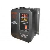 Однофазный цифровой стабилизатор Ресанта СПН-600