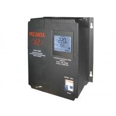 Однофазный цифровой стабилизатор Ресанта СПН-1800