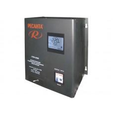 Однофазный цифровой стабилизатор Ресанта СПН-5500