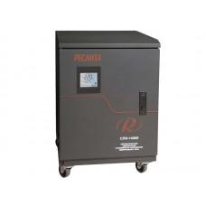 Однофазный цифровой стабилизатор Ресанта СПН-14000