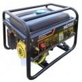Бензино-газовый генератор Huter DY4000LG
