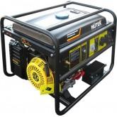 Бензино-газовый генератор Huter DY6500LXG